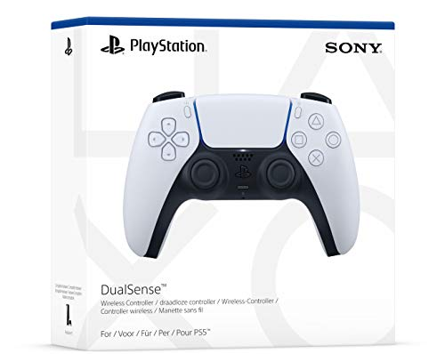 PlayStation 5 - Mando inalámbrico DualSense - Exclusivo para PS5