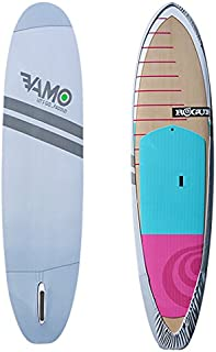 VAMO Stand Up Paddle Board, 4-WAY STRETCH, UV BOARD COVER - 10'6