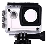 Linghuang SJ5000 - Custodia impermeabile subacquea per fotocamera SJCAM SJ5000/ SJ5000 WIFI / SJ5000PLUS / SJ5000X Elite Action Camera