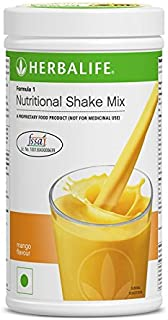 Herbalife Nutritional Shake Mix Mango Flavor Protein Health Care For Body 1Pc