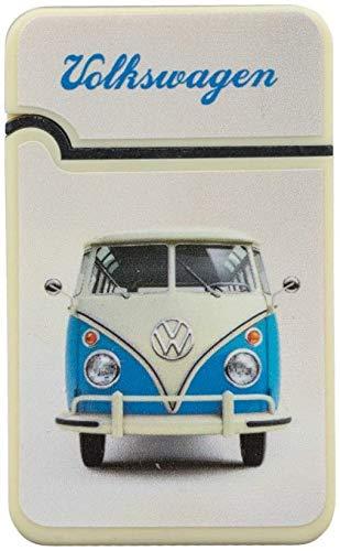 TopschnaeppchenDSH Volkswagen - T1 Bulli, blau - Sturmfeuerzeug Offizielles Merchandise von VW