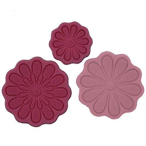 VWH Emporte Piece Patisserie Decoration de gateaux Moule a Gateau Coupe-Biscuits Moule de Biscuit en Forme de Rose petral