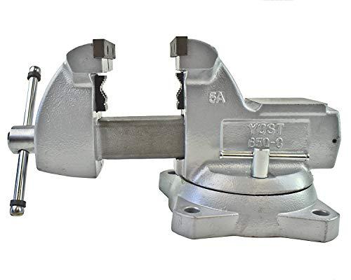 Yost Tools Vises 650-C 5' Mechanics...