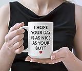 Tazza divertente per il fidanzato, idea regalo per San Valentino per fidanzato, regalo sexy, regalo...
