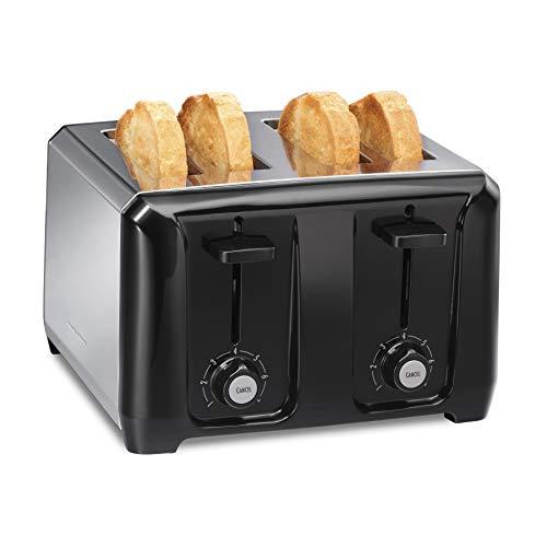 Hamilton Beach 24671 Extra-Wide Slot Toaster with Shade Selector, Auto...