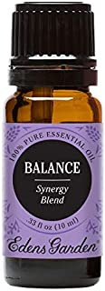Sponsored Ad - Edens Garden Balance Essential Oil Synergy Blend, 100% Pure Therapeutic Grade (Stress & Womens Health) 10 ml