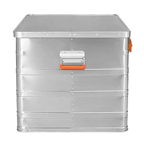 ALUBOX B184 - Aluminium Transportbox 184 Liter, abschließbar - 4