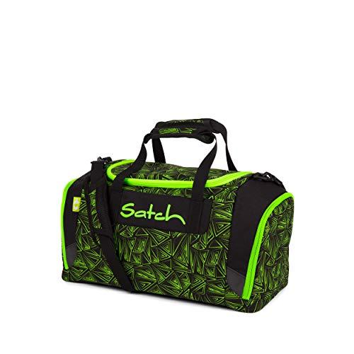 Satch Sporttasche Green Bermuda, 25l, Schuhfach, gepolsterte Schultergurte, Grün