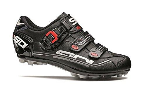 Sidi MTB Eagle 7 Fahrradschuhe Damen black/black Größe 38 2017 Mountainbike-Schuhe