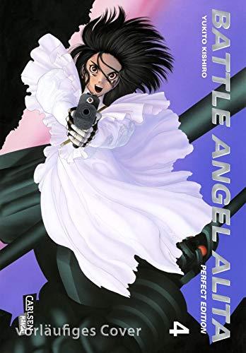 Battle Angel Alita - Perfect Edition 4: Hochwertige Neuausgabe des epischen Science-Fiction-Mangas (4)