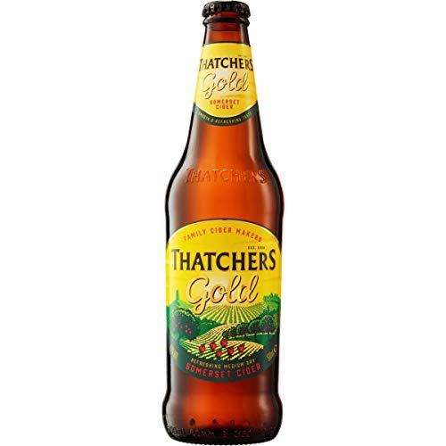 Thatchers Gold englischer Cider 0,5 l halbtrocken