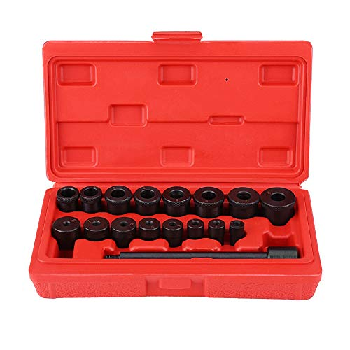 Kupplungszentrierwerkzeuge, 17 STÜCKE Universal Spindel-Einstellwerkzeug EC3 Auto-Zentrierwerkzeug