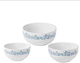corningware 60th anniversary mixing bowls