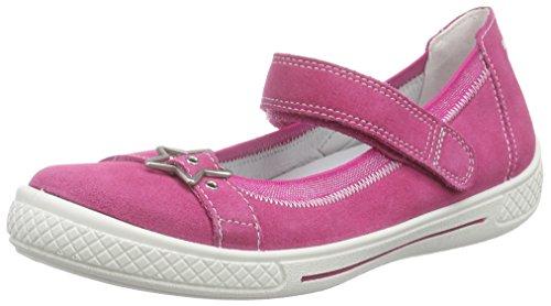 Superfit Tensy 600105 Mädchen Ballerinas, Pink (PINK 63), 25 EU