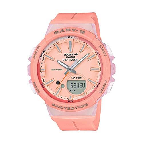 CASIO Reloj para bebé G para correr BGS-100-4A Ladies Japón