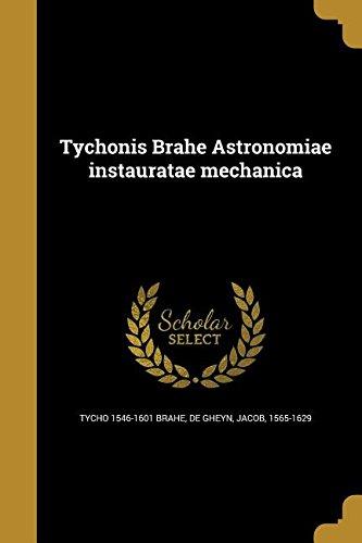 LAT-TYCHONIS BRAHE ASTRONOMIAE