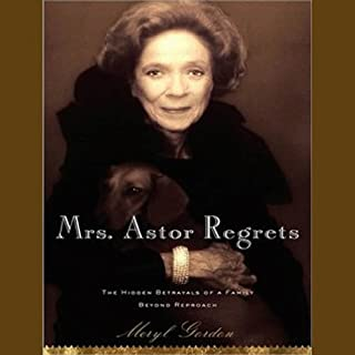 Mrs. Astor Regrets cover art