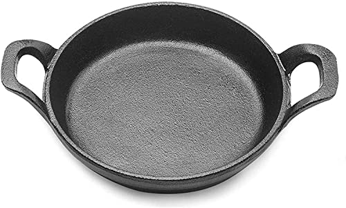 Wok Antiadherente Skillet Cacerola Wok Cocinar Pot Sopa Sopa Non Stick Frying Pan Energy Saving Fry Sart Pegado Pan Frying Pan Sin recordar Pandero sin palo (Size : 16cm)
