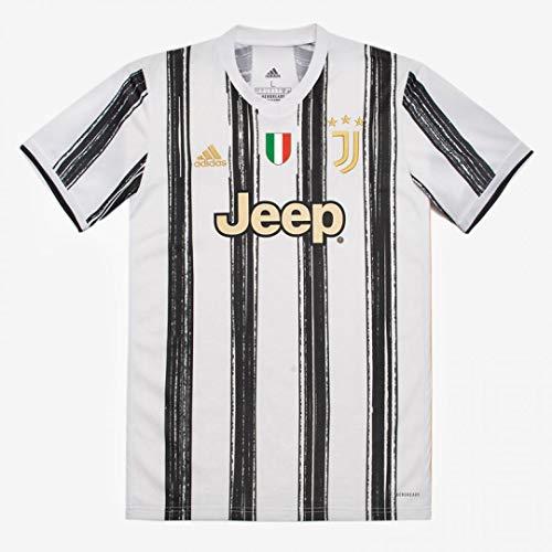 JUVE Juventus Maglia Home - Personalizzata con Nome e Numero Che Preferisci - Uomo - Stagione 2020/2021 - Scegli Prima la Taglia (Taglia L)