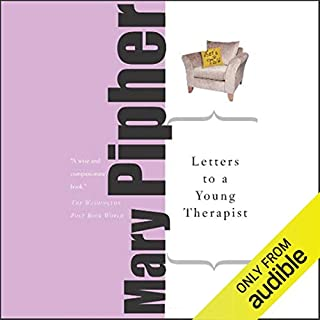 Letters to a Young Therapist audiobook cover art