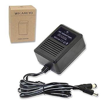 WiCareYo AC power supply adapter for NES SNES Genesis1