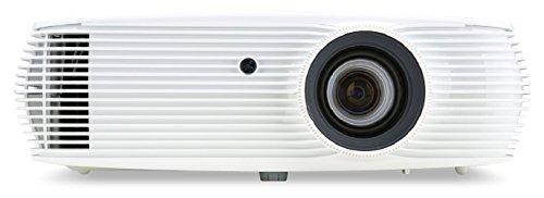Acer A1300W DLP WXGA 3500LM HDMI sRGB 3D Projector - White