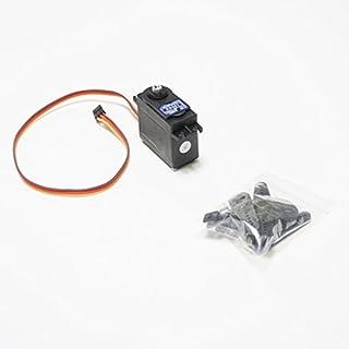 ロボット向けディジタルハイスピード大角度金属ギアRCサーボRB901