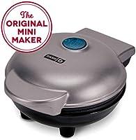 Dash Mini Maker: la mini máquina de hacer gofres para gofres individuales, paninis, hash browns, otros en los...