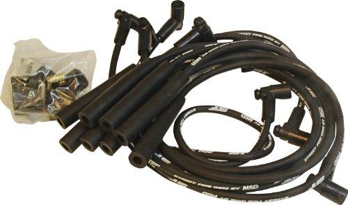 MSD 5567 Street Fire Spark Plug Wire Set
