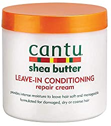 Repairs split ends Made with 100 Percent Pure Shea Butter Helps protect hair from the damage of every day styling leaves hair soft shiny and manageable Provides intense moisture formulated for damaged, dry or coarse hair Repairs split ends & reduces ...