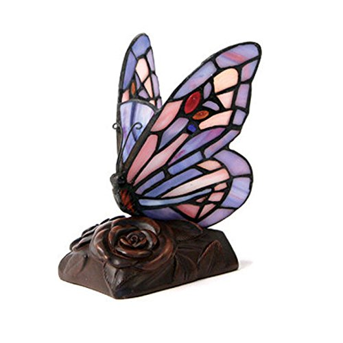 Butterfly Glass Memorial Keepsake For Loved Ones