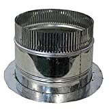 Ideal-Air 736458 Duct Collar Air Tight, 6'