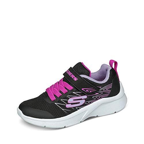 Skechers MICROSPEC BOLD DELIGHT, Sneaker, Black, 36 EU