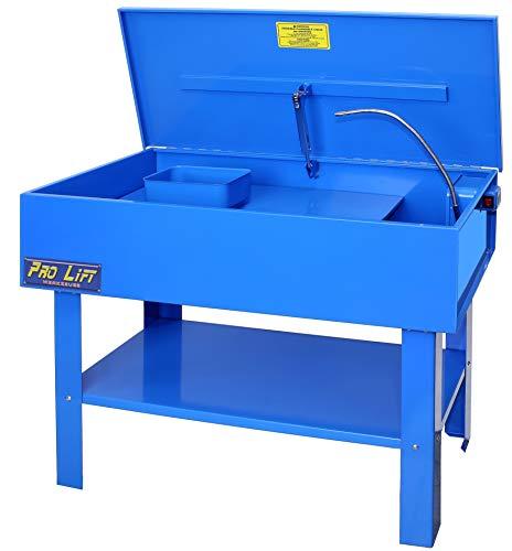 Pro-Lift-Werkzeuge Teilewaschgerät 150 l Kaltreinger Waschtisch Waschbecken Reinigungsbecken Wanne Partwasher Teile-Reiniger Pumpe