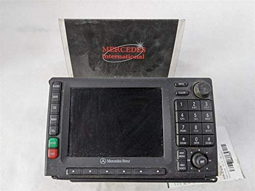 2000 Mercedes-Benz ML320 - online shopping Receiver Part w by Max 66% OFF Order Navigation