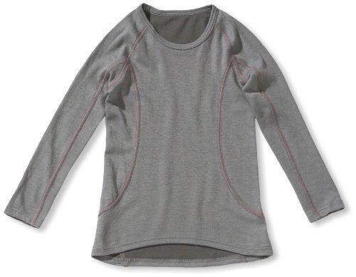 Schiesser Funktionsunterwäsche Langarm Unterhemd Mädchen