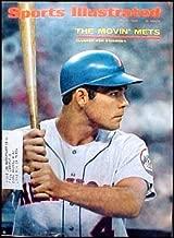 Sports Illustrated May 6, 1968 Ron Swoboda Cover, WBA Jimmy Ellis, Tennis Player Mark Cox, Carol Mann Tennis Pro,