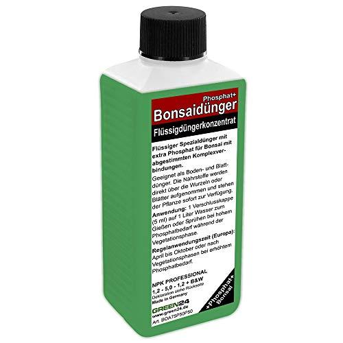 Green24 -   Bonsai-Dünger Npk