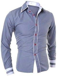 d44df05fc1 Camisa Social Masculina Premium Estilo Dubai