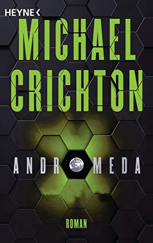 Buchseite und Rezensionen zu 'Andromeda: Roman' von Michael Crichton