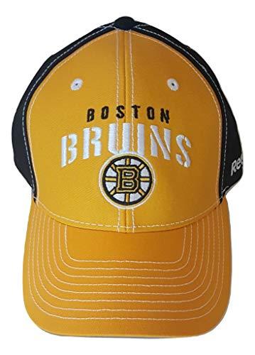 Reebok NZN95 Boston Bruins Mütze mit Klettverschluss