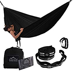 Everest Double Camping Hammock without Mosquito Net