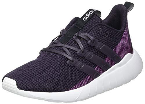 adidas Questar Flow, Zapatillas para Correr Mujer, Noble Purple/Noble Purple/Cherry Met, 38 EU