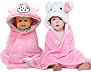 Buy These Lovely And Cute Baby Blankets Which Serves The Purpose Of Mother's Hug. Very Soft And Comfortable Product Color May Slightly Vary Due To Photography Lights Or Your Monitor Settings ALERT:= BRANDONN FASHIONS Are The One And Only Seller Selli...