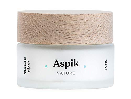 Crema hidratante facial | 100% natural | Antiarrugas | Antimanchas | +10 Tecnologías Naturales | Día y noche | Ácido Hialurónico y Aloe Vera
