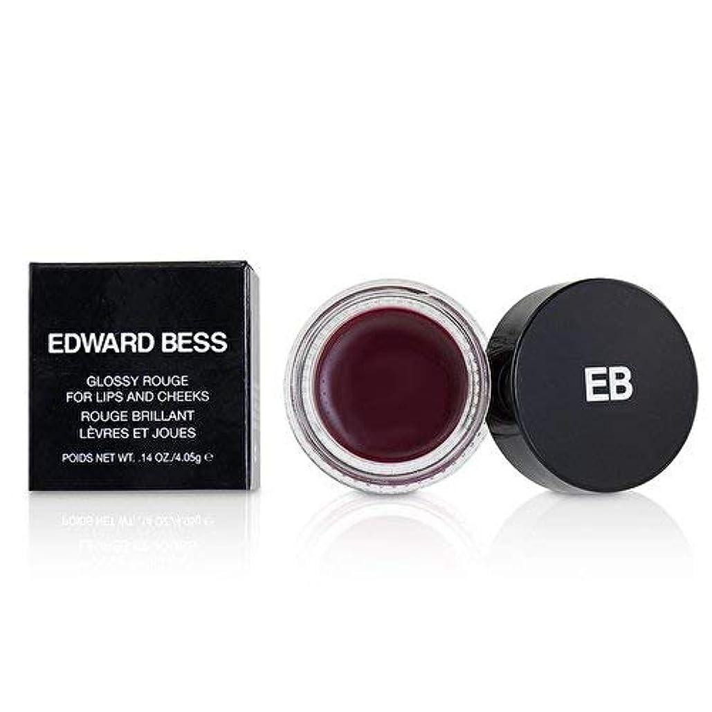 エドワードべス Glossy Rouge For Lips And Cheeks - # Spanish Rose 4.05g/0.14oz並行輸入品