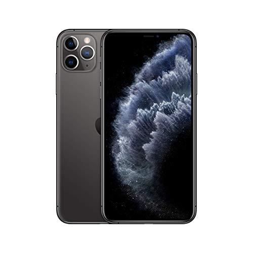 Apple iPhone 11 Pro Max 256GB - Gris Espacial - Desbloqueado (Reacondicionado)