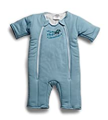 The Merlin Magic Sleepsuit is the original swaddle transition product The Magic Sleepsuit is designed for back sleeping in the crib at the recommended room temperature for babies Baby Merlin's Magic Sleepsuit was invented by a mother of four and pedi...