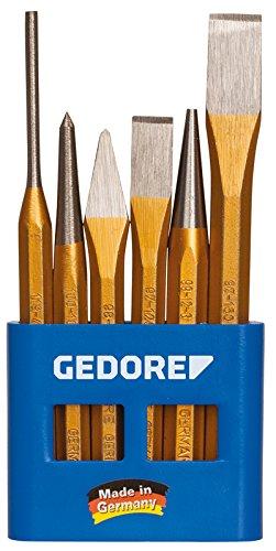 GEDORE 106 Werkzeugsatz 6-TLG im PVC-Halter