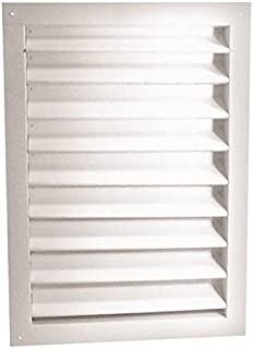 LL BUILDING PRODUCTS DA1824W Hinged Interior Louvered Doors